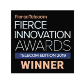 Fierce Telecom Awards Winner 2019