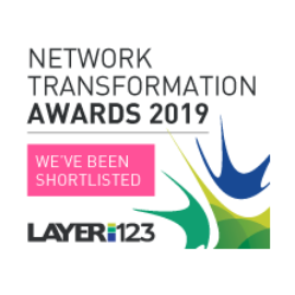 Layer 123 Network Transformation Awards 2019