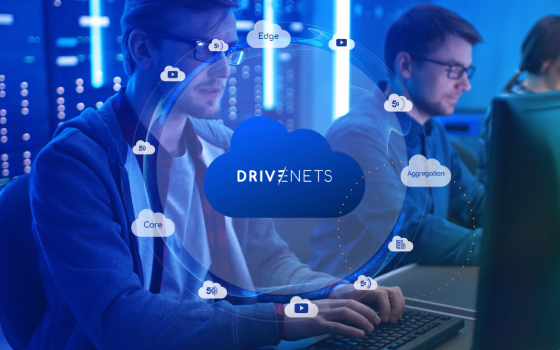 DriveNets Network Cloud