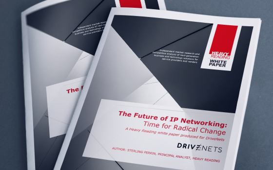 The Future of IP Networking – Time for Radical Change