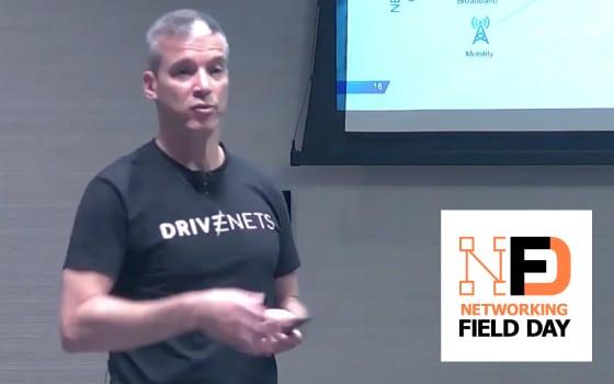 NFD22 DriveNets Company Overview