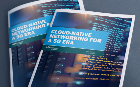 Cloud-Native Networking for a 5G Era