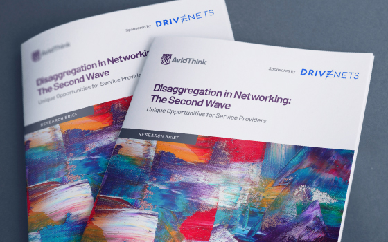 Disaggregation in Networking: The Second Wave