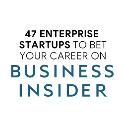Business Insider Startups to Bet Your Career On