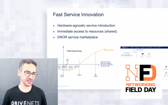 NFD24 DriveNets Portfolio of Networking Use Cases