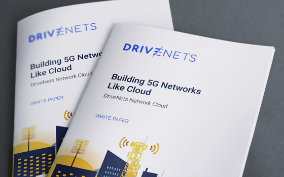 DriveNets 5G Networks Solution