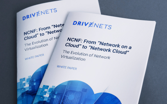"""NCNF: From """"Network on a Cloud"""" to """"Network Cloud"""""""