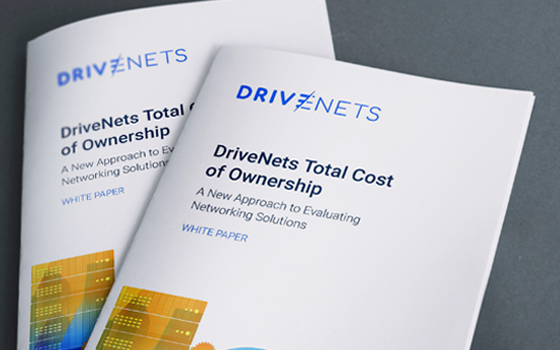 DriveNets Total Cost of Ownership