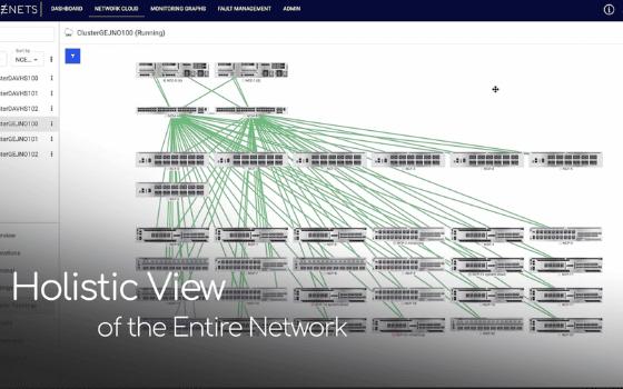 DriveNets Network Orchestrator